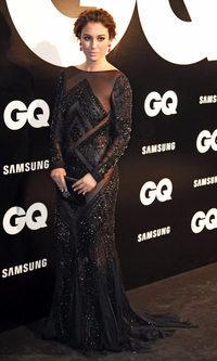 Blanca Suárez deslumbra vestida de Emilio Pucci