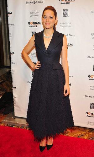Marion Cotillard siempre fiel a Dior