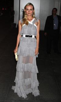 Diane Kruger también apuesta por Charlotte Olympia