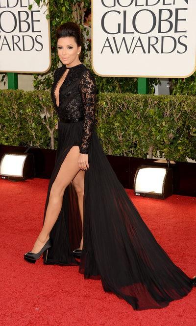 Eva Longoria: por la raja de tu falda
