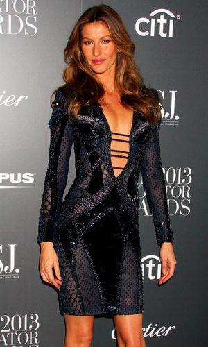 Gisele Bündchen, explosiva gracias a Versace