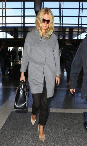 Gwyneth Paltrow con un look working girl