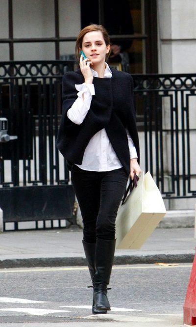 Emma Watson, fan fiel de Stella McCartney