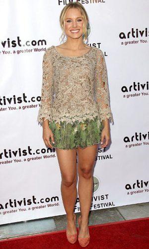 Kristen Bell, perfección silvestre