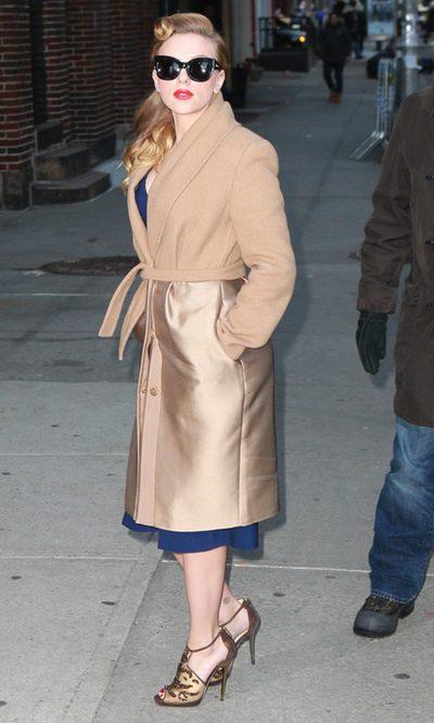 Scarlett Johansson, toda una diva de Hollywood