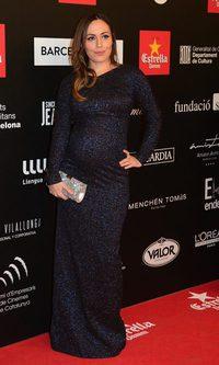 Irene Montalá, embarazo brillante