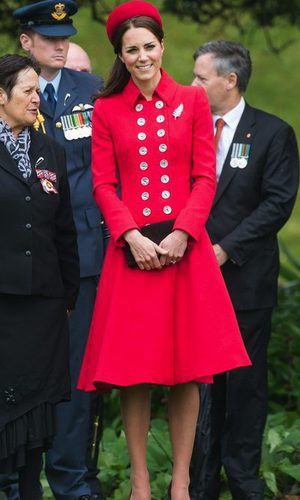 Kate Middleton, a lo Jackie Kennedy