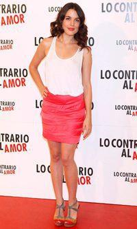Adriana Ugarte, el poder de la camiseta blanca