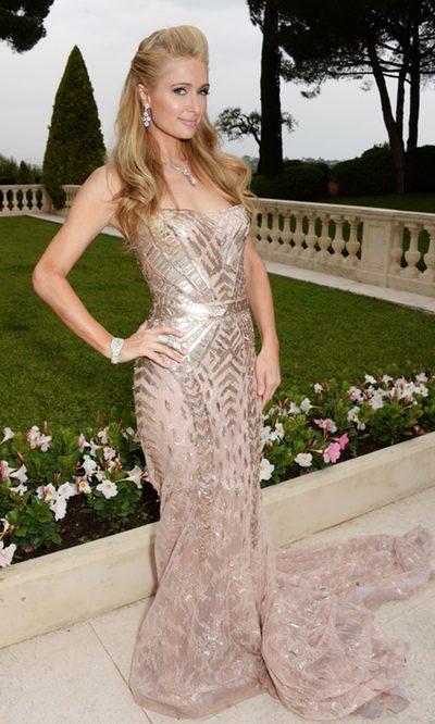 Una sirena llamada Paris Hilton