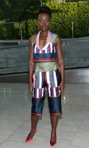 Lupita Nyong'o: ¿por qué escoger un color pudiendo lucir todos?