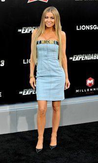 Carmen Electra, la mejor embajadora de Moschino