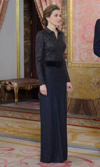 La Reina Letizia se transforma en Rania de Jordania