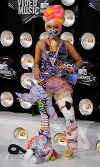 Nicki Minaj, el colmo del absurdo