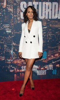El abrigo-vestido de Kerry Washington