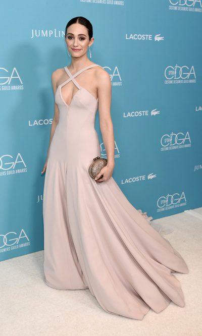 Emmy Rossum, una princesita muy sexy