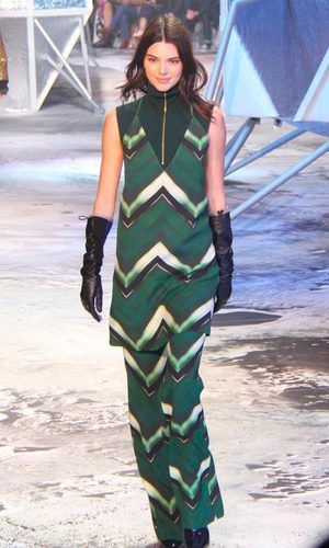 La geometría de Kendall Jenner