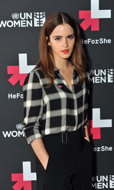 Emma Watson también se apunta a los cuadros