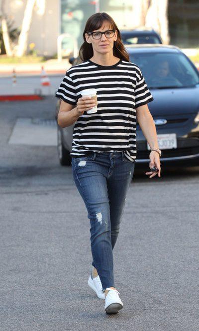 Jennifer Garner se raya