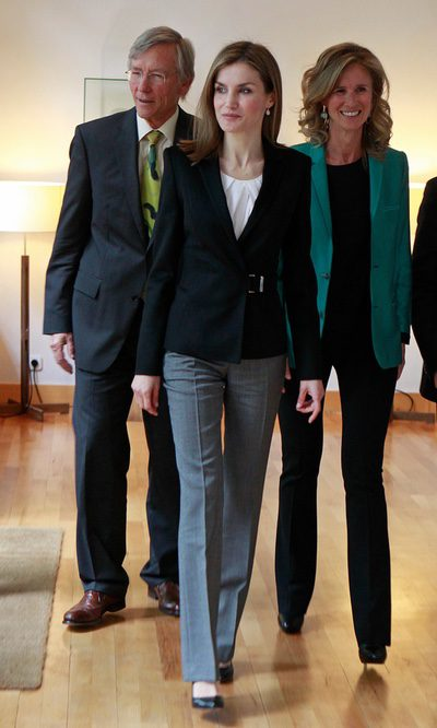 La Reina Letizia, una working girl