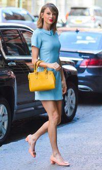 Taylor Swift, una 'lady' con mucho estilo