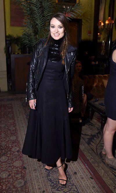 Olivia Wilde, la bruja de Dior