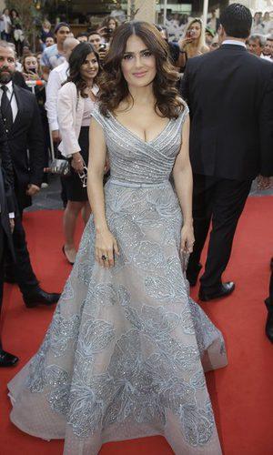 Salma Hayek, una Princesa en Beirut