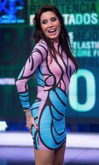 Pilar Rubio, una premamá muy colorida