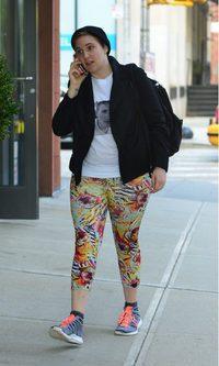 Lena Dunham, combinaciones imposibles