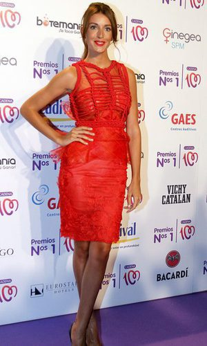 Noelia Lopez, atractiva e insinuante