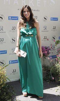 Melissa Jiménez, una 'flor' de color turquesa