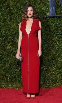 Una atractiva Rose Byrne