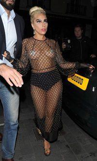 Lady Gaga, la reina del destape