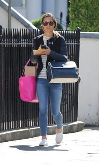Pippa Middleton, una working girl muy cómoda