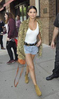 Selena Gomez se pone barroca