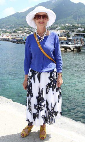 Una abuelita llamada Helen Mirren