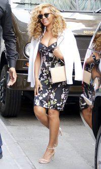 Beyoncé y su vestido XXS