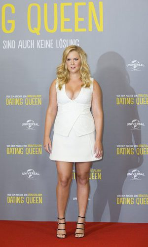 Amy Schumer, descompasada con su blanco neutral