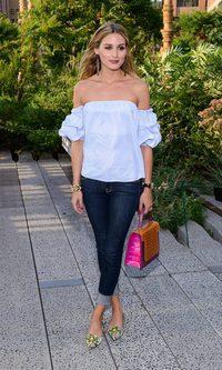 Olivia Palermo, informal pero ideal