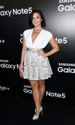 Demi Lovato, combinación perfecta
