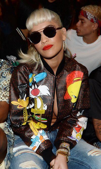 Rita Ora, al destape con los Looney Tunes