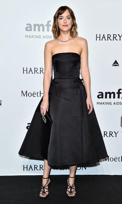 Dakota Johnson, la sofisticación de Dior