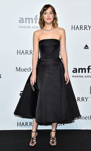 Dakota Johnson, la sofisticación de Dior