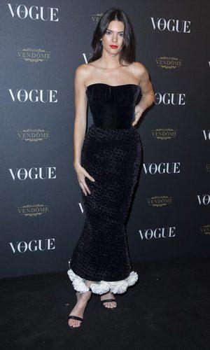 Kendall Jenner, brilla con luz propia