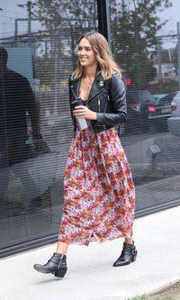 Jessica Alba, un mix de estilos