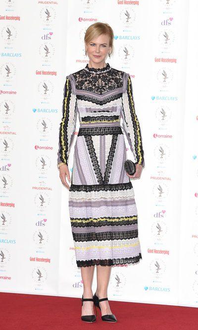 Nicole Kidman, su vestido más desacertado
