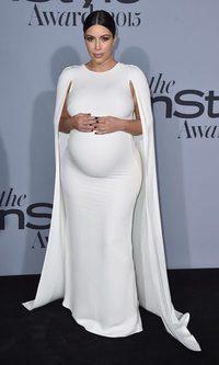 Kim Kardashian, a punto de explotar con su Valentino