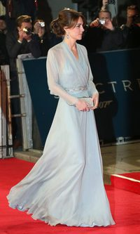 Kate Middleton quiere ser Princesa Bond