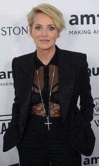 Sharon Stone, la ejecutiva más sexy
