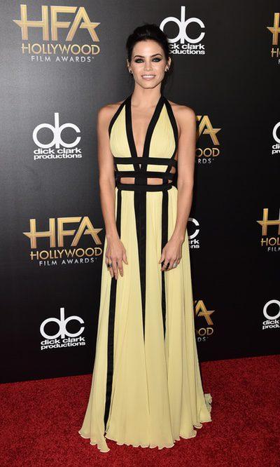 Jenna Dewan, un estilismo deslumbrante