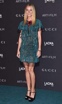 Gwyneth Paltrow, espectacular con su vestido mini